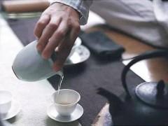 君子之交淡如水,我愿将茶作知己