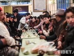 树上茶,湖里盐——藏族饮茶习俗